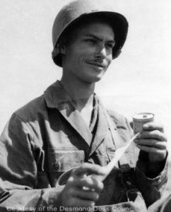 Desmond Doss - Soldat